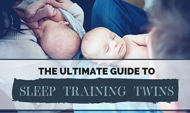 The Ultimate Guide To Sleep Training Twins