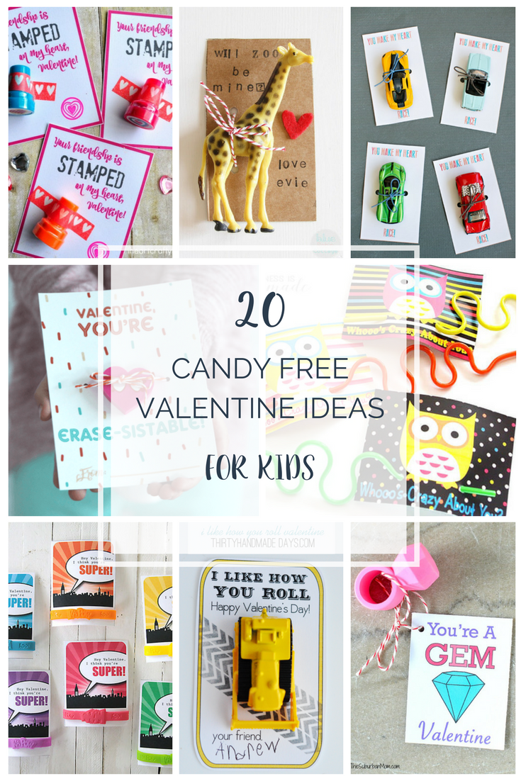 20 candy free valentine ideas for kids