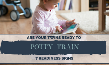 Are Your Twins Ready to Potty Train?: 7 Readiness Signs