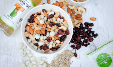 Two Simple On-The-Go Snack Ideas for Busy Moms